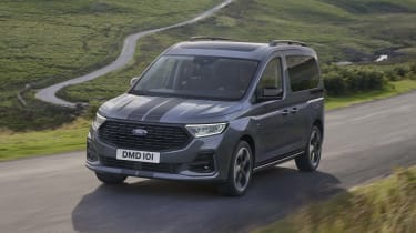 New Ford Tourneo Connect Sport driving