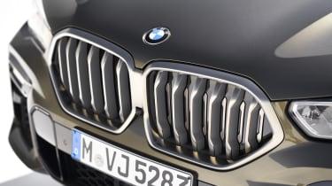 2019 BMW X6 - kidney grilles