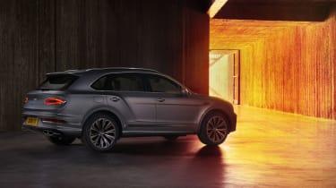 2020 Bentley Bentayga SUV - side static