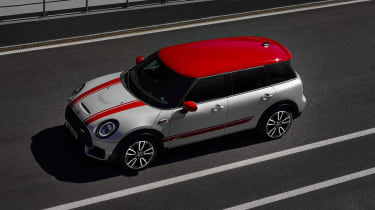 MINI John Cooper Works Clubman - static