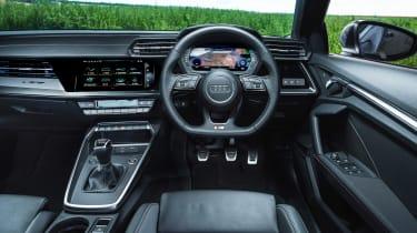 Audi A3 Sportback hatchback interior