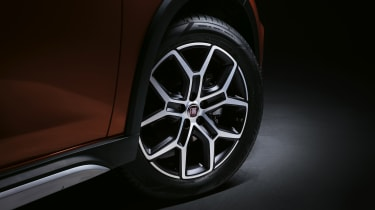 2020 Fiat Tipo Cross - alloy wheel