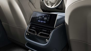 2019 Bentley Flying Spur - rear passenger climate control