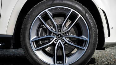 Mercedes GLE SUV Coupe alloy wheels