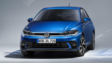 2021 Volkswagen Polo - front view