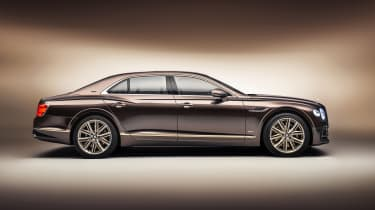 Bentley Flying Spur Odyssean Edition - side static