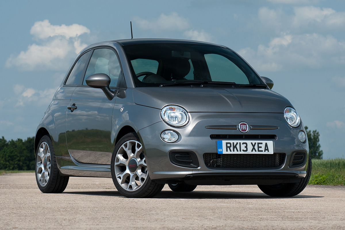Fiat 500 Sport Review Carbuyer