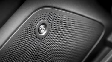 B&O Play Zetec, Titanium X models and above have a 675 watt Bang & Olufsen stereo