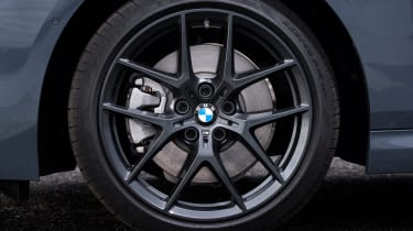 BMW 2 Series Gran Coupe saloon alloy wheels