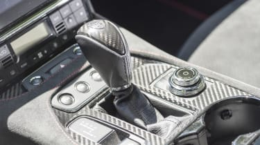 Maserati GranTurismo coupe centre console