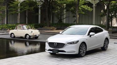 Mazda6 100th Anniversary - front 3/4 view