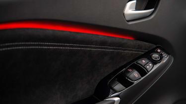 New Nissan Juke ambient lighting