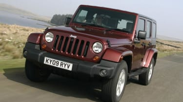 The Jeep Wrangler is one of the most easily recognisable cars on the road...
