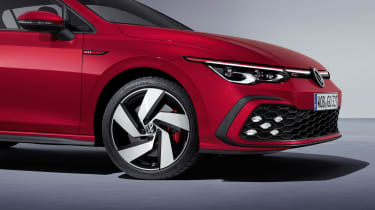 2020 Volkswagen Golf GTI  - front side close up
