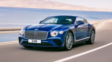 The Bentley Continental GT is lighter, faster and more economical than the model it replaces