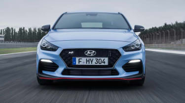 While the Hyundai i30 N marks the start of a new performance sub-brand