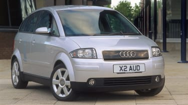 Practical, fun and full of character: the Audi A2 was a thoughtfully packaged supermini that was well ahead of its time.