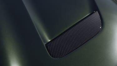 2021 BMW M5 CS - bonnet vents