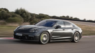 The highest-spec Panamera doesn't come cheap – it costs nearly twice as much as the base model