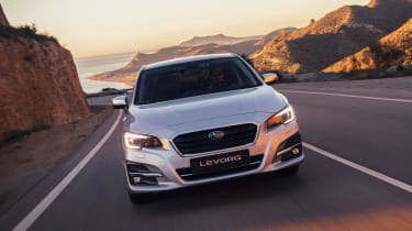 2019 Subaru Levorg - front view
