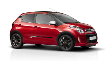 Citroën C1 Urban Ride - static