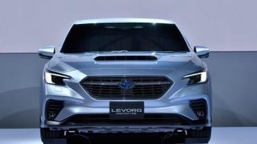 2020 Subaru Levorg - front end