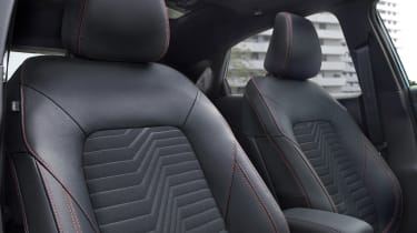 2020 Ford Puma - front seats