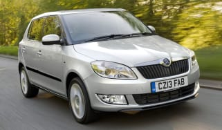 Skoda Fabia hatchback 2013 deals offers