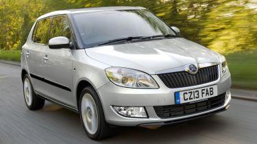 Skoda Fabia hatchback 2013 deals offers