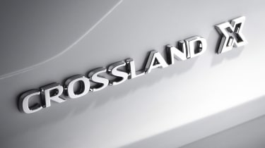 The X of Crossland X denotes that it is an SUV