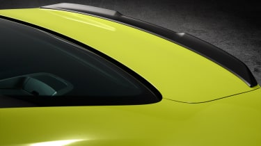 2021 BMW M4 Competition Coupe - rear boot spoiler