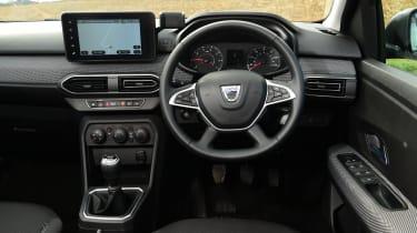 2021 Dacia Sandero hatchback - interior