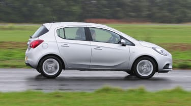 The Corsa has never been the sharpest car to drive, though