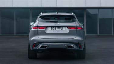 2020 Jaguar F-Pace - rear on static view