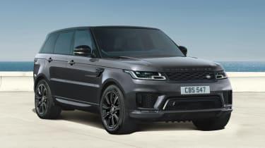 Range Rover Sport HSE Dynamic Black