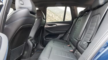 Interior space has improved, particularly for passengers sat in the back