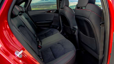 kia ceed gt rear seats