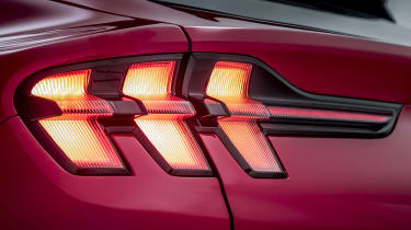 Ford Mustang Mach-E tail-lights