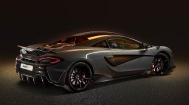 McLaren 600LT rear