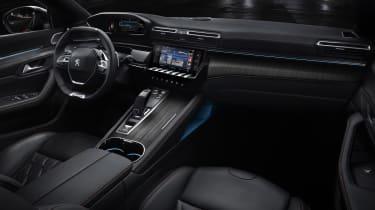 Peugeot 508 – interior