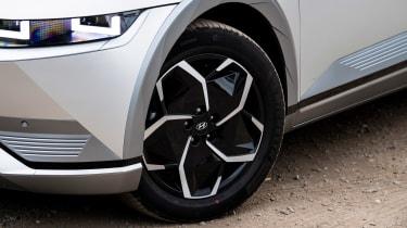 Hyundai Ioniq 5 alloy wheels