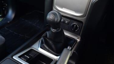 Toyota Land Cruiser Utility gearlever