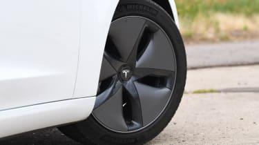 Tesla Model 3 Long Range saloon alloy wheels