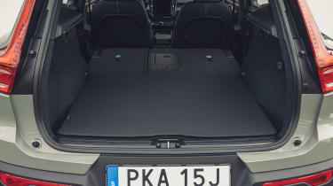 Volvo XC40 Recharge P8 SUV boot