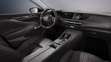 2021 DS 4 E-Tense - interior