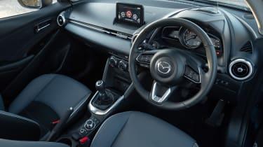 Mazda2 interior