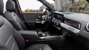 2020 Mercedes-AMG GLB 35 - interior view