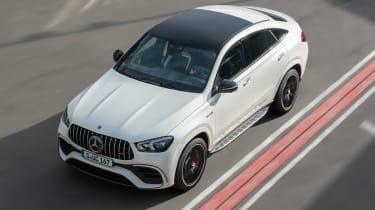 2020 Mercedes-AMG GLE 63 S Coupe bonnet