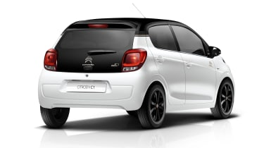 Citroën C1 Origins - rear quarter