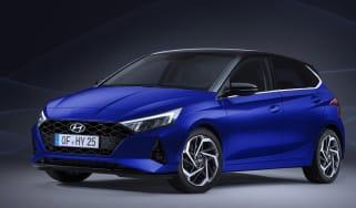 New Hyundai i20 leaked